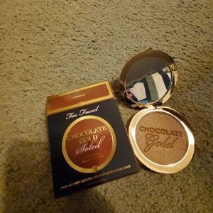 Too Faced Chocolate Gold Soliel bronzer